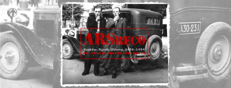 ArsReco – Rozpoznawanie twoich nieznanych fotografii
